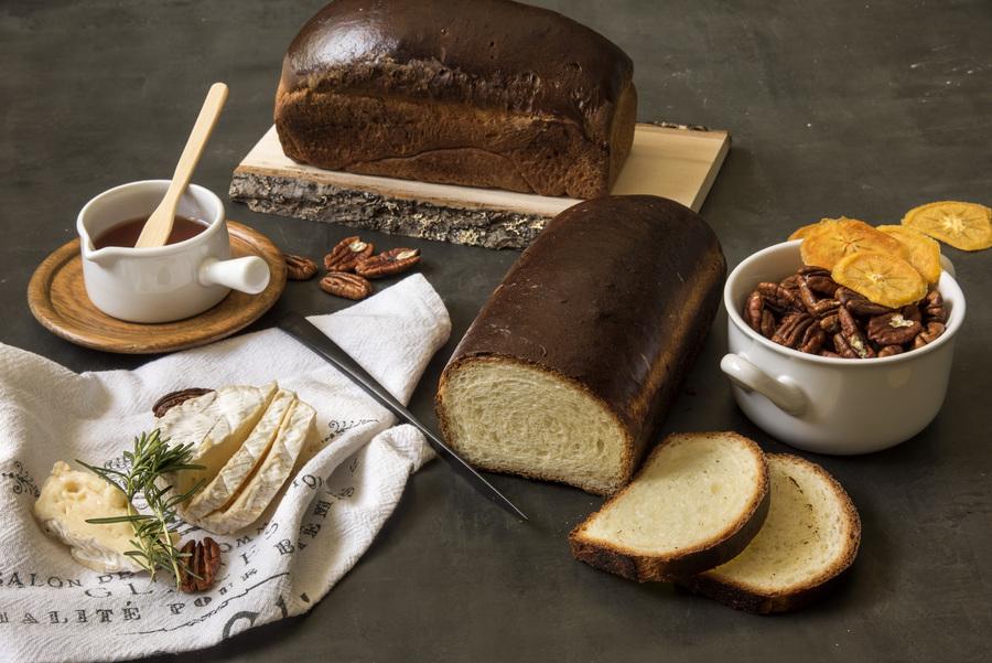 Pão Hokkaido com Método Tangzhong