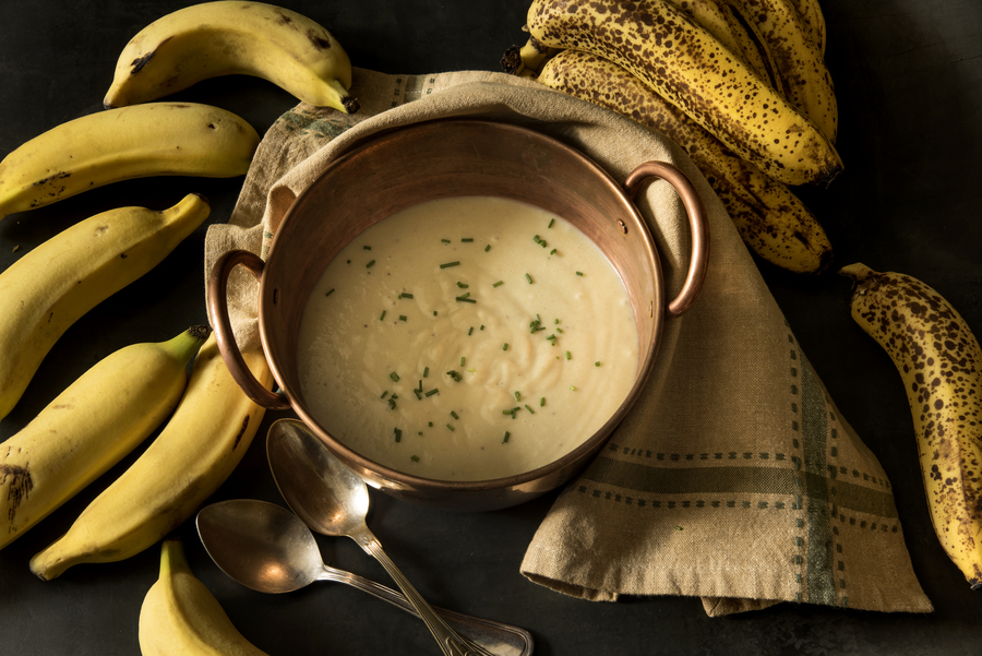 Sopa de Banana