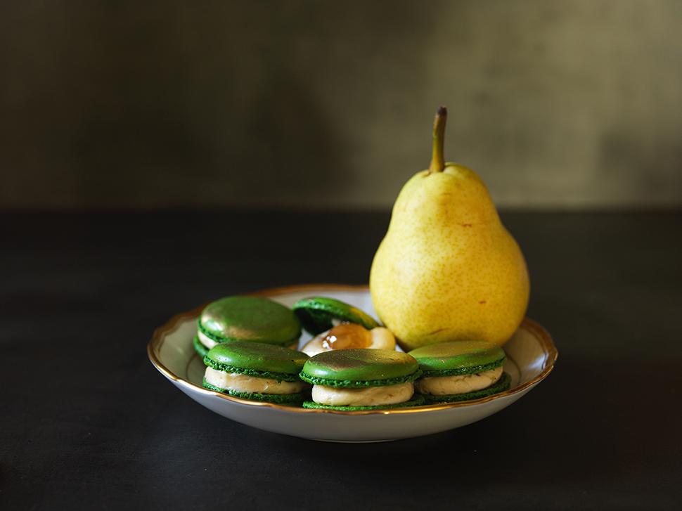 Macaron com Recheio Maria Theresa