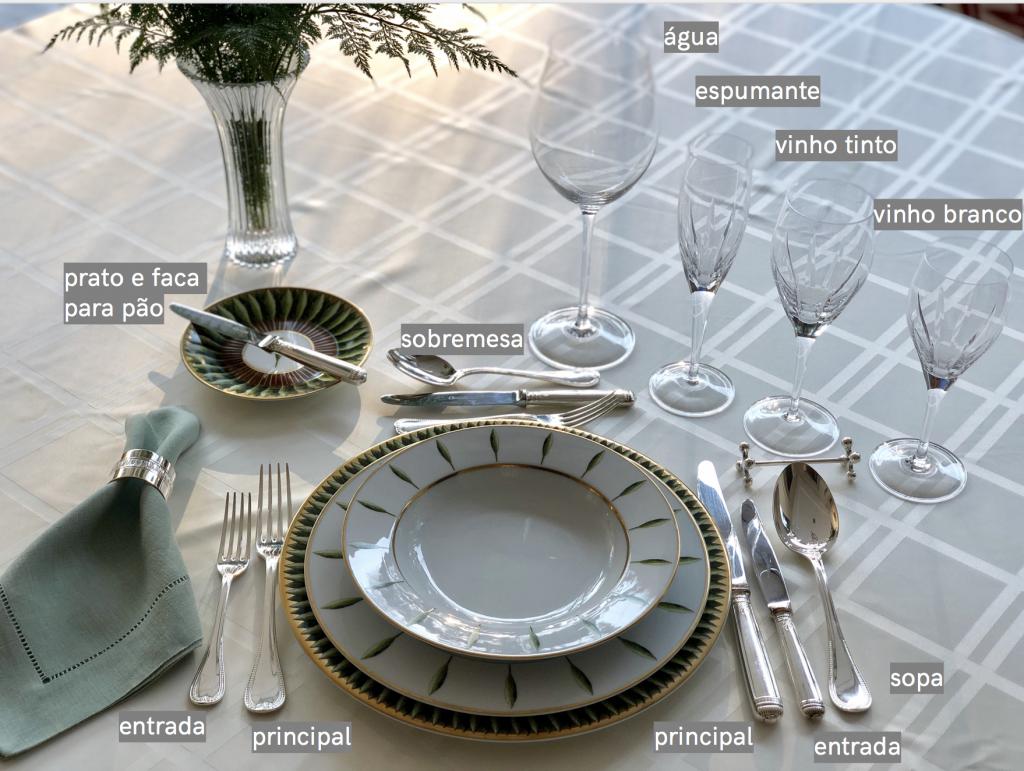 Dicas para uma mesa linda!