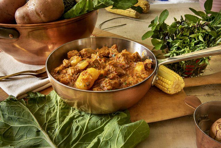 Carne de Panela com Batata