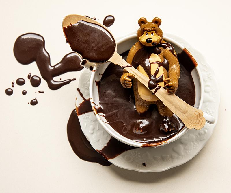 Calda de Chocolate sem Lactose