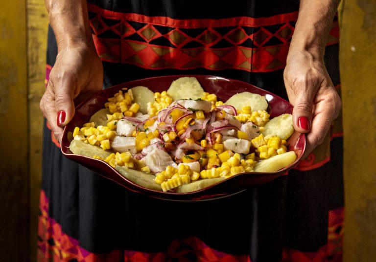 Ceviche Creole