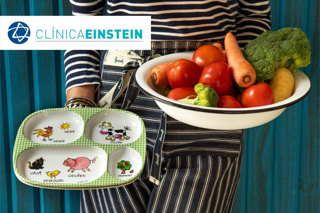 Clínica Einstein:  Alimentação Infantil