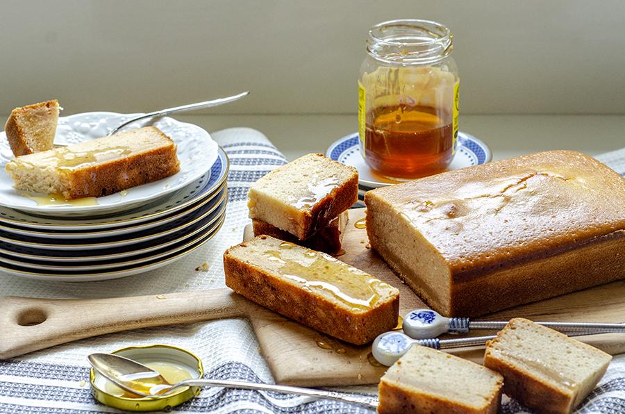 Pão de Mel e Especiarias de Dijon