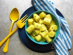 Curry de Palmito Pupunha