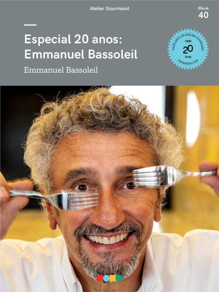 Especial 20 anos – Com Emmanuel Bassoleil