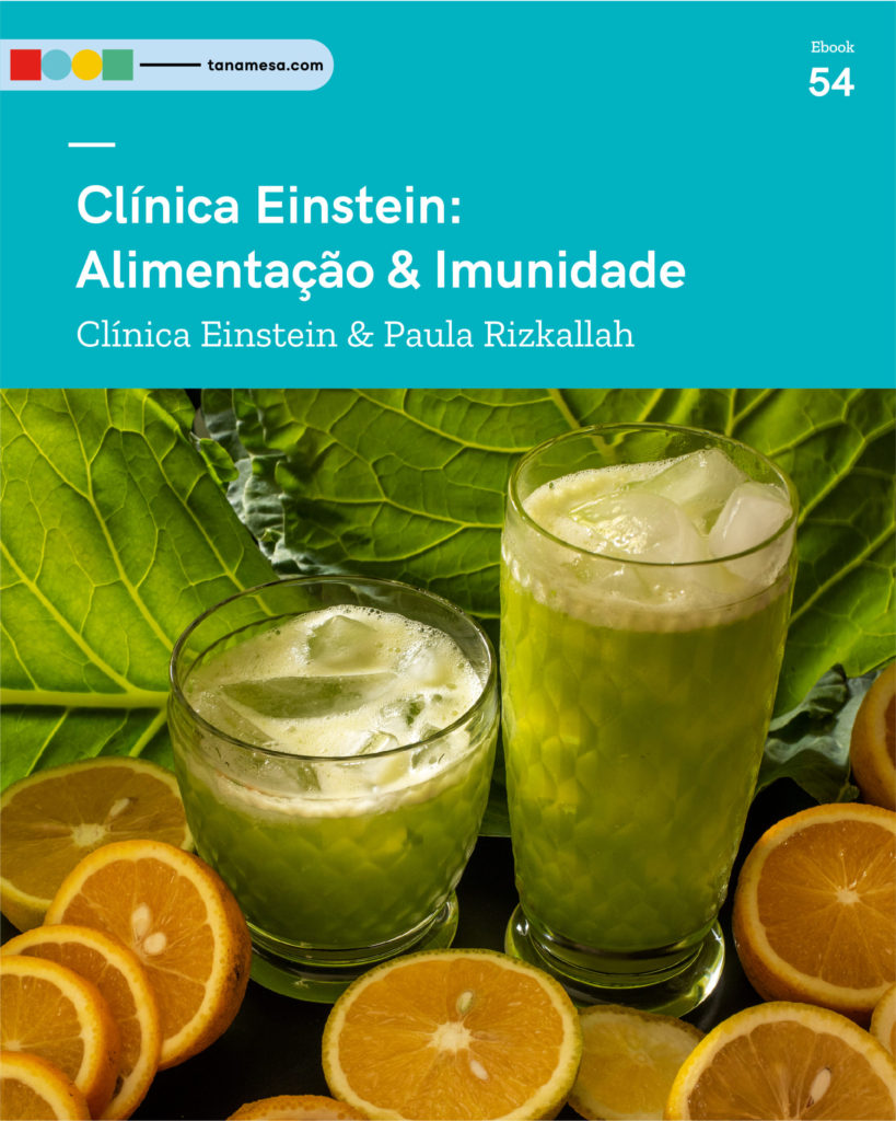Clínica Einstein: Alimentação & Imunidade