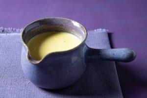 Creme Inglês de Milho Verde