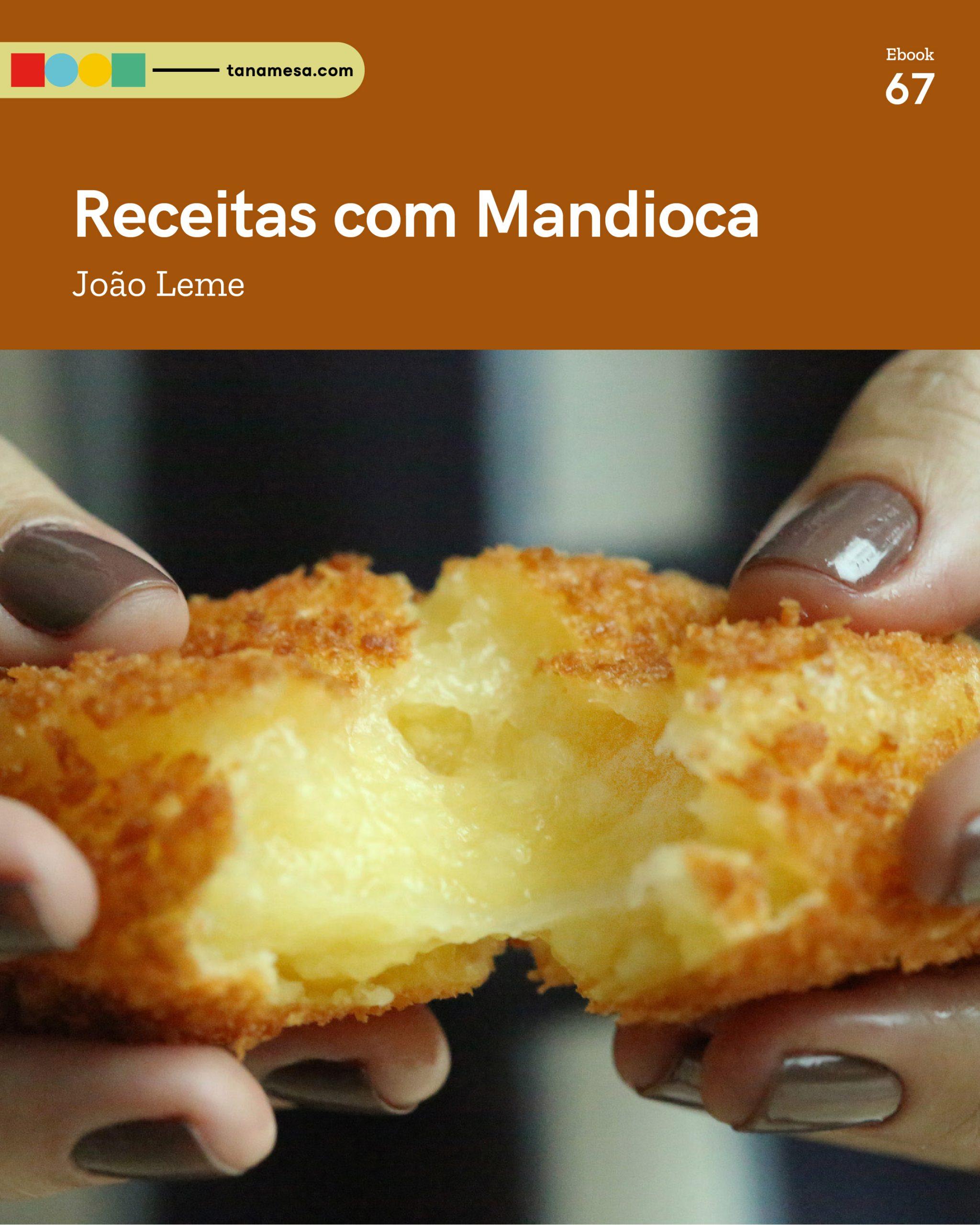 Receitas com Mandioca