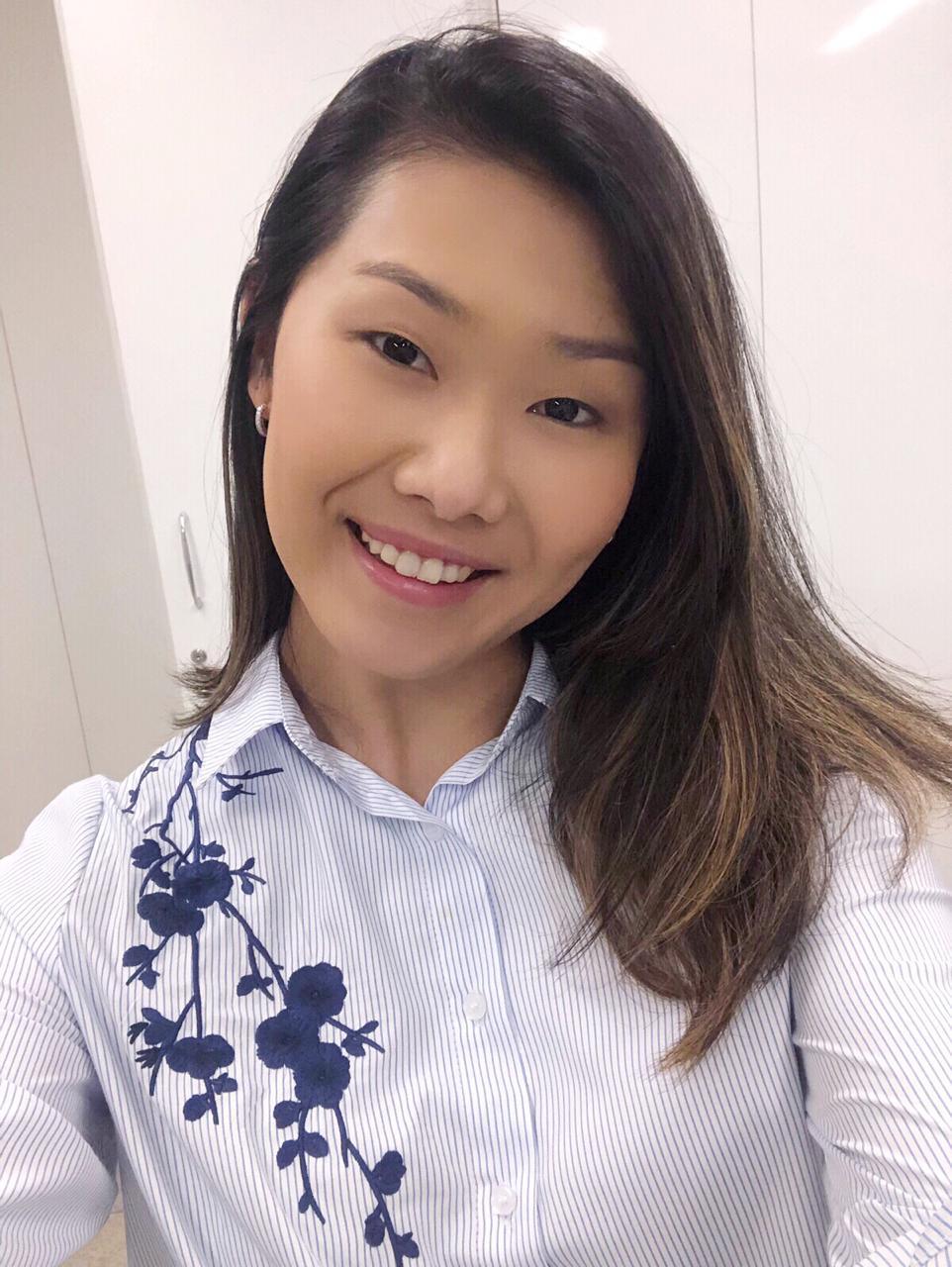 Caroline Matsuda Nutricionista