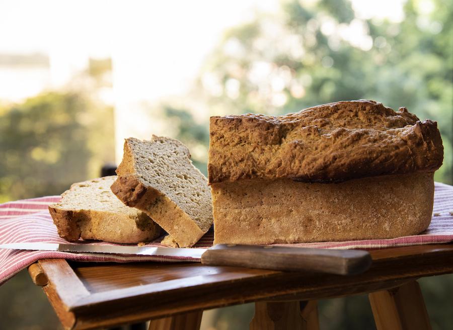 Pão de Fôrma  Integral