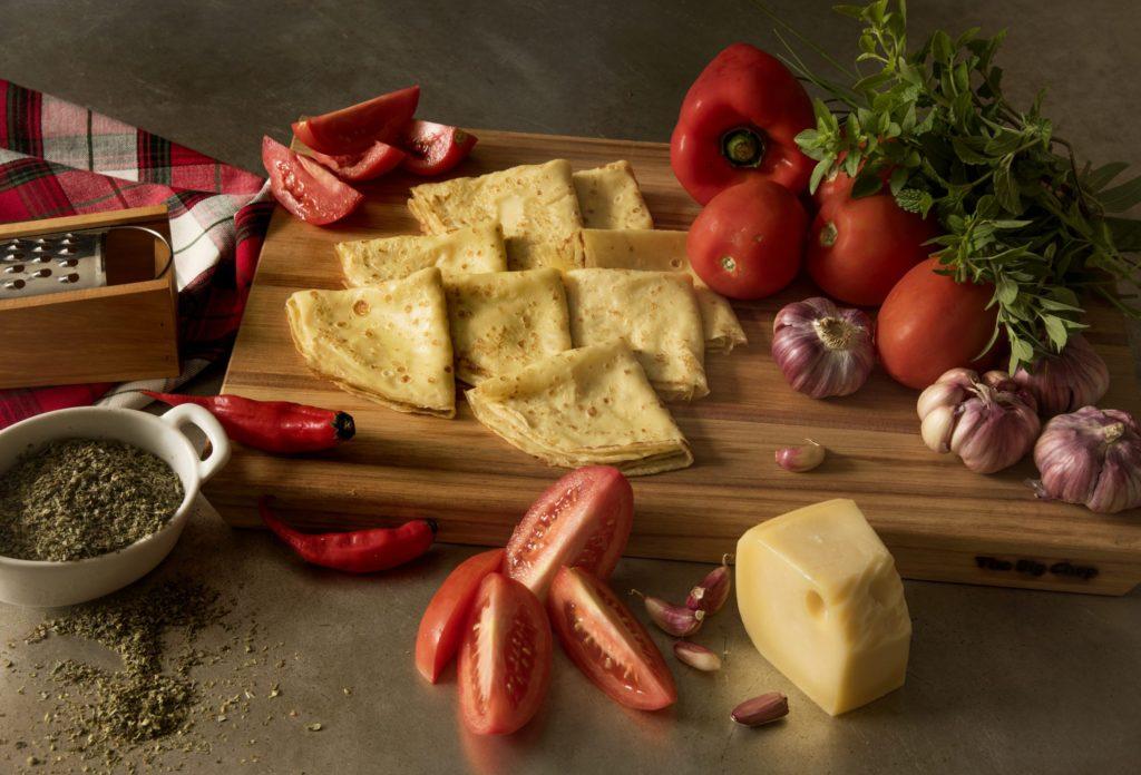 Crepes, Panquecas & Waffles