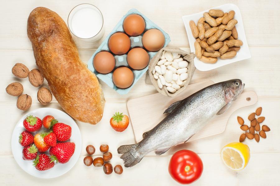 Alergias alimentares: Condutas e dicas para conviver com elas
