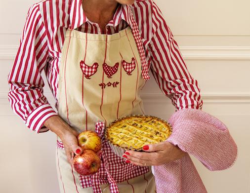 Volta ao mundo saboreando diferentes tortas de maçã