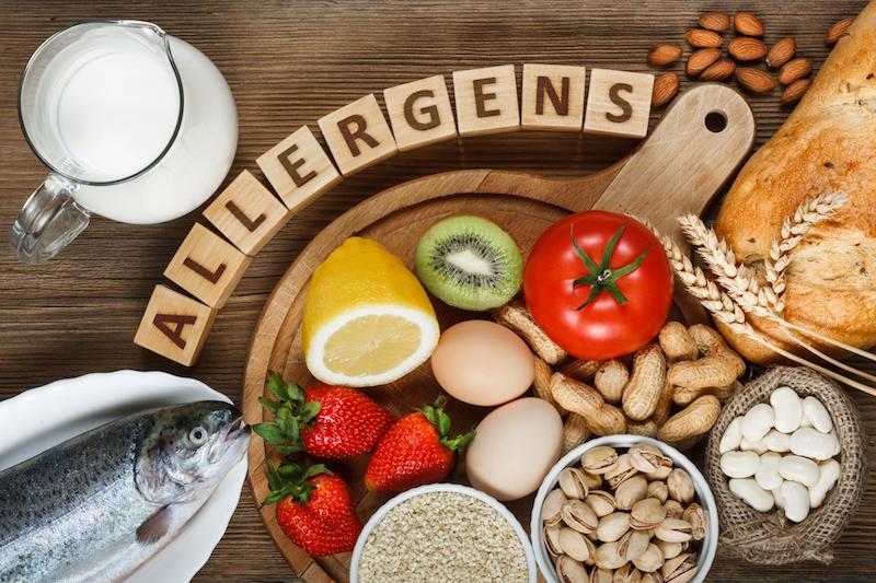 Como lidar com alergias alimentares em ocasiões especiais