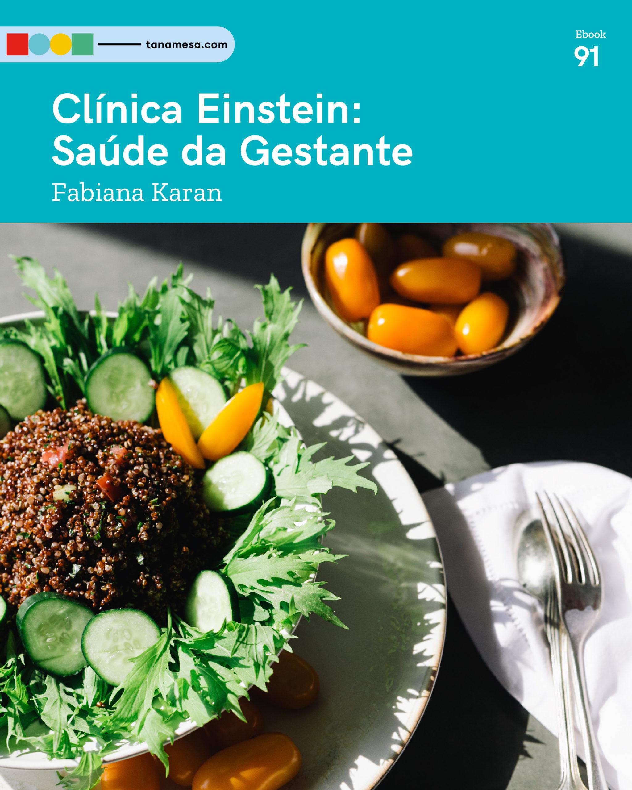 Clínica Einstein: Saúde da Gestante