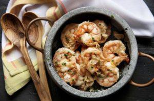 A versatilidade do camarão, o mais amado dos crustáceos