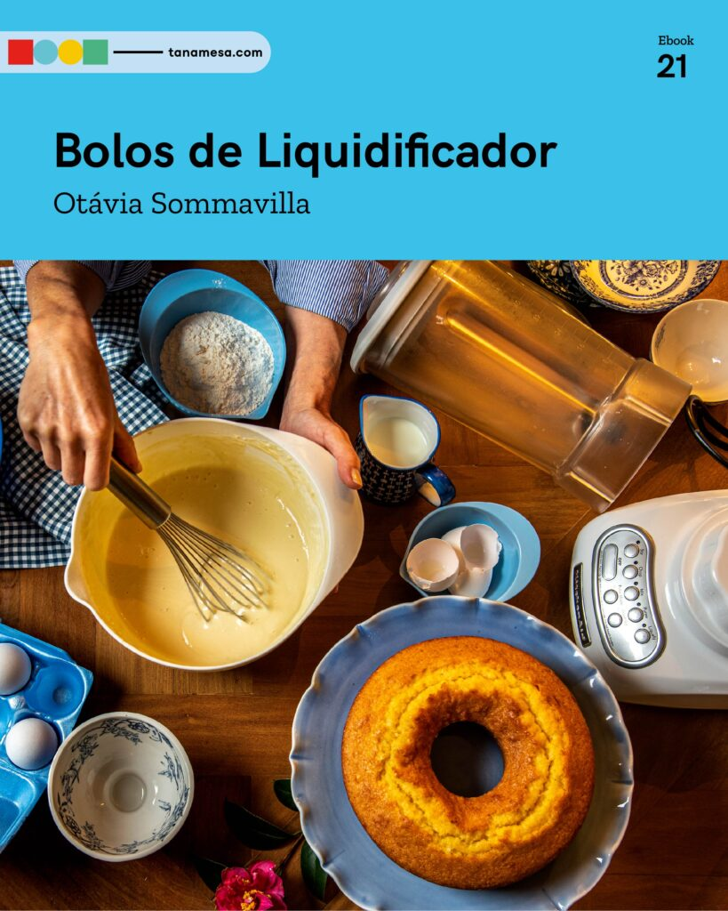 Bolos de Liquidificador