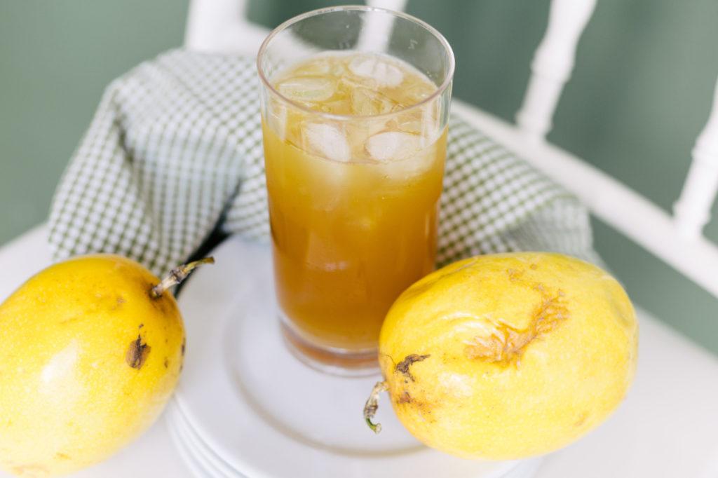 Chá de Maracujá