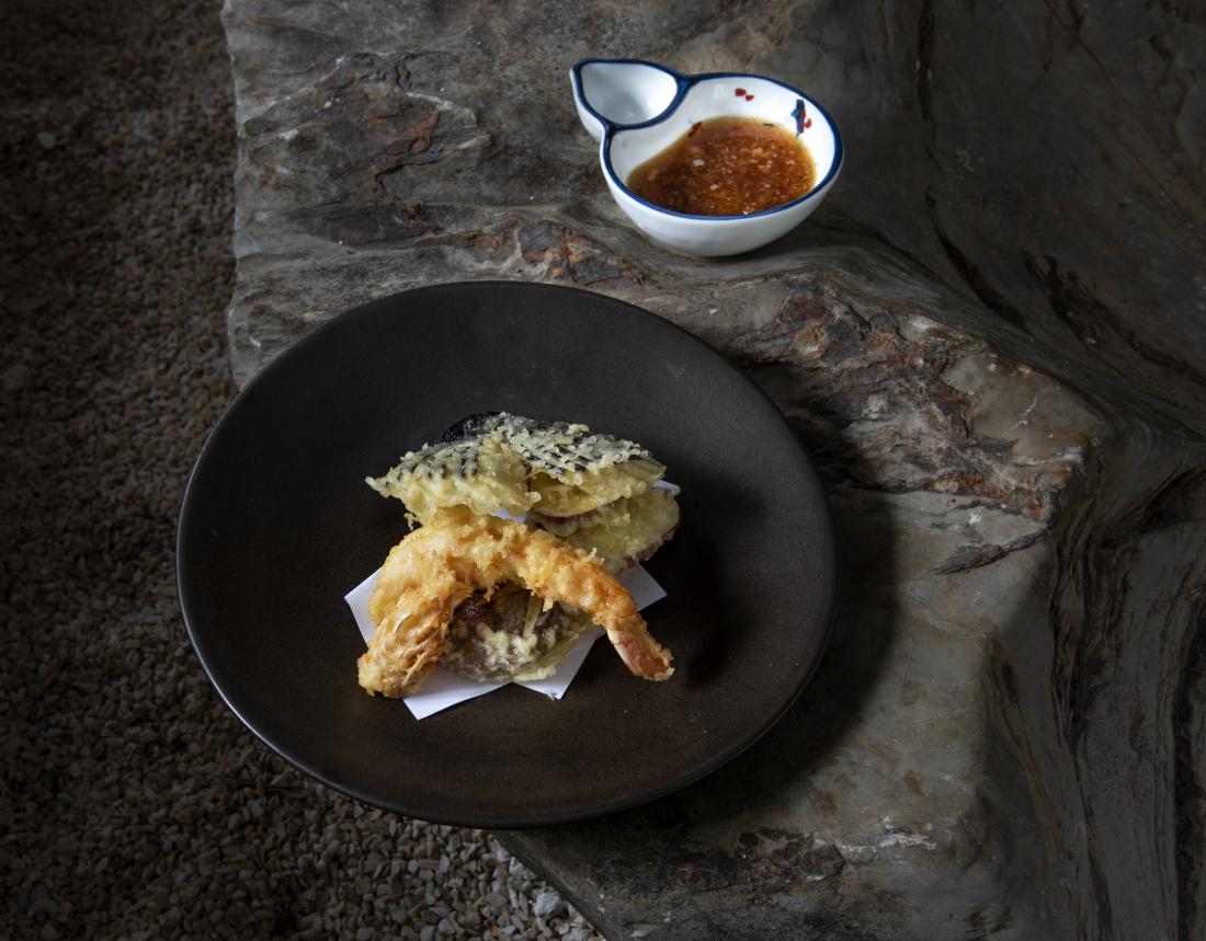 Cozinha Japonesa Contemporânea