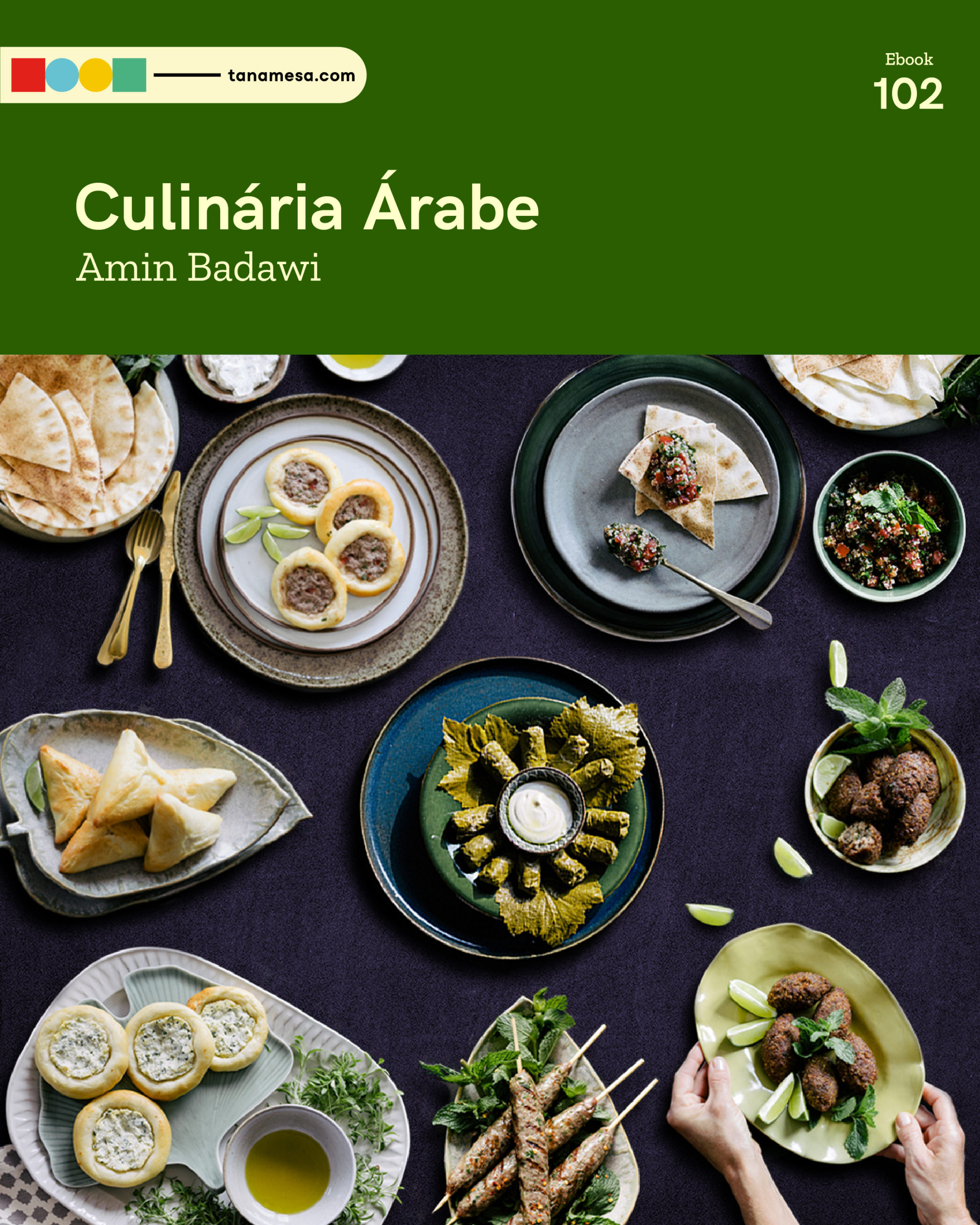 102. Culinária Árabe