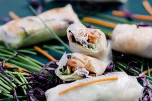 Spring Roll Vietnamita