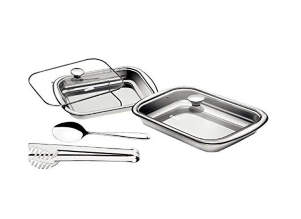 Tá na Mesa indica: os utensílios para preparar e servir as receitas com berinjela