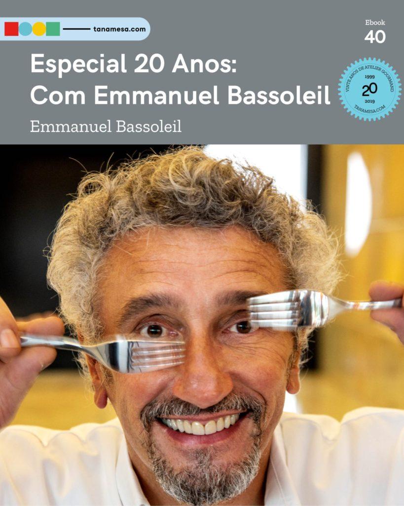 Especial 20 anos com Emmanuel Bassoleil
