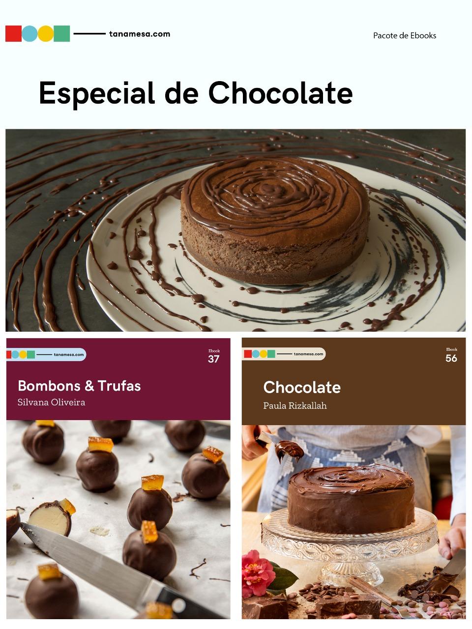 KIT Especial de Chocolate