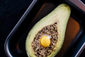 Abacate Recheado