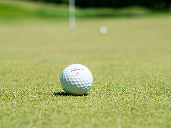 A good player who is a great putter is a match for any golfer. A great hitter who cannot putt is a match for no one