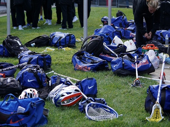 If they don't play Lacrosse in heaven, I'm not going