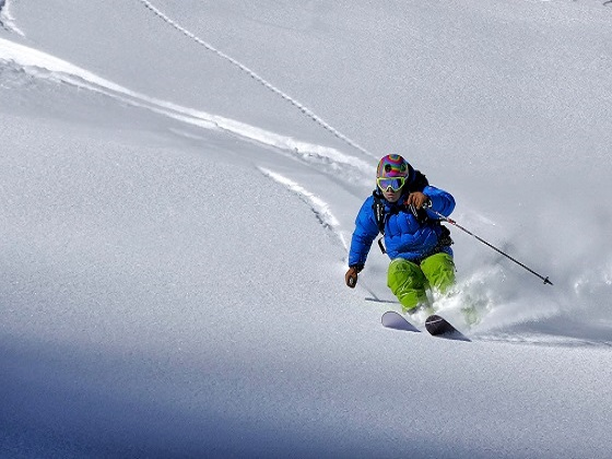 Skiing is more than a sport, it's a way of life
