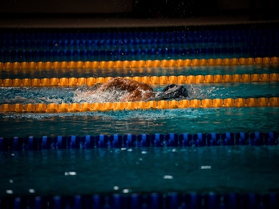 I enjoyed every bit of my swimming career. I think that's the most important advice — to enjoy what you do.