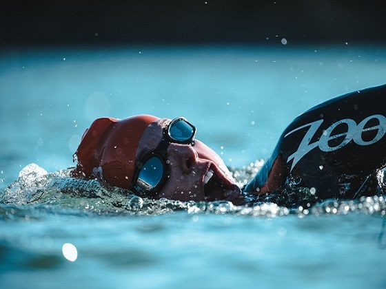 I want to test my maximum and see how much I can do. And I want to change the world of swimming.