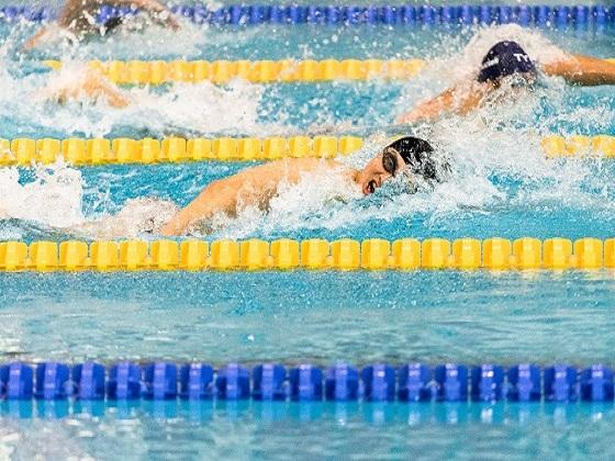 Swimming isn't everything, winning is.