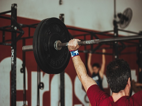 If you clean the weight first, you will have a much better chance of successfully completing the jerk
