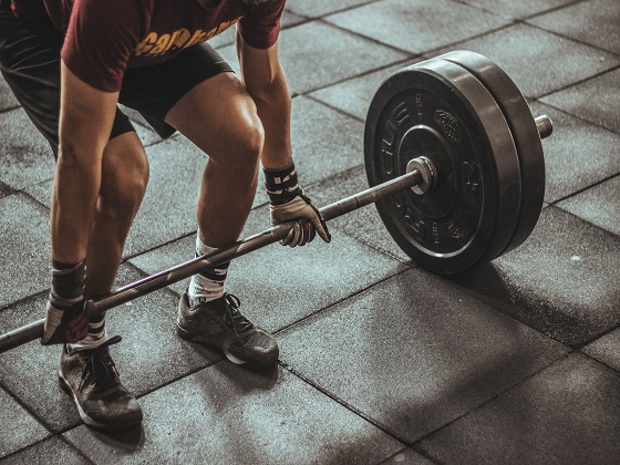 If dead lifts were easy, they would be called ellipticals