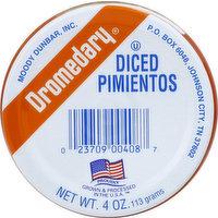 Dromedary Pimientos, Diced, 4 Ounce