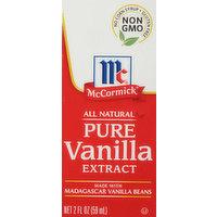 McCormick Extract, Pure Vanilla, 2 Ounce