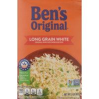 Ben's Original Parboiled Rice, Enriched, Long Grain White, 2 Pound