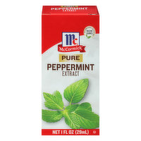 McCormick Peppermint Extract, Pure, 1 Ounce