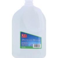 Cub Foods Water, Distilled, 1 Gallon