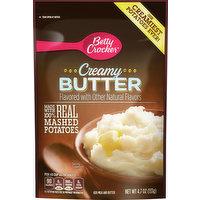 Betty Crocker Mashed Potatoes, Butter, Creamy, 4.7 Ounce