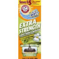 Arm & Hammer Odor Eliminator, Carpet, Extra Strength, 30 Ounce