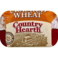Country Hearth Bread, Cracked Wheat, Hearty Homestyle, 24 Ounce