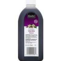 Essential Everyday Vanilla Flavor, Imitation, 8 Ounce