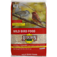Audubon Park Wild Bird Food, 40 Pound