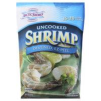 Arctic Shores Shrimp, Uncooked, Deveined, Ez-Peel, 16 Ounce